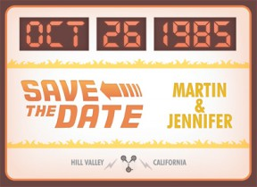 Future Boy Save the Date Front