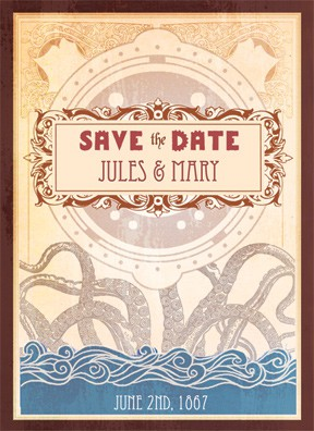 Nemo Save The Date Front